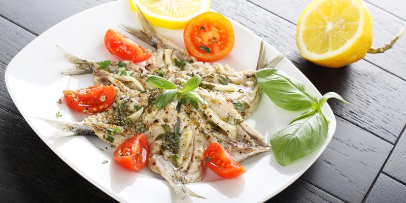 Salata de sardine  in ulei de masline